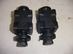 2007 Bf30d Honda Outboard 4 Stroke Engine Motor Mounts Pair Of 2