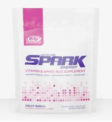 Advocare Spark Fruit Punch Energy Drink Stick Packs Free Shipping