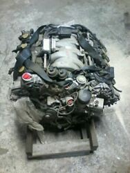2011 Mercedes-benz S550 Used Engine 61k 5.5 Rwd 221 273.961 Free Shipping