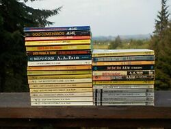 A.a. Fair Erle Stanley Gardner Complete All 29 Lam And Cool Titles 1939-1970