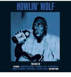Howlin Wolf-greatest Hits Best Of Howling Wolf Collection Vinyl Record Lp New