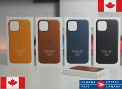 Brand New Apple Iphone 12 / 12 Pro Leather Case
