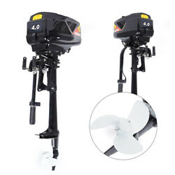 Hangkai 48v 1000w Outboard Motors Heavy Duty Electric Inflatable Boat Engine Usa