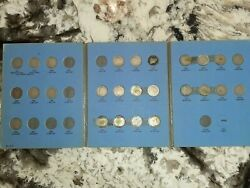Liberty Head V Nickel Collection In Whitman Folder - 26 Coins- Key Date 1886