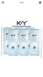 K-y Jelly 6 Pack Personal Lubricant Water Based Lube 4 Ounce Exp 8/21