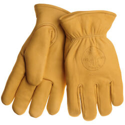 Cowhide Gloves With Thinsulate Large Klein Tools 40017