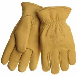 Cowhide Gloves With Thinsulate, Medium Klein Tools 40016