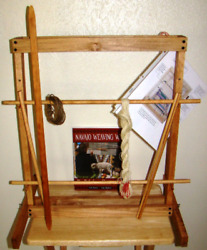 Navajo Style Weaving Tapestry Loom COMPLETE KIT Handcrafted Easy to Learn