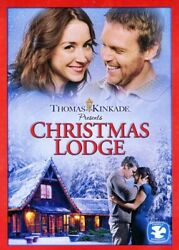 Christmas Lodge New Dvd Factory Sealed Never Opened