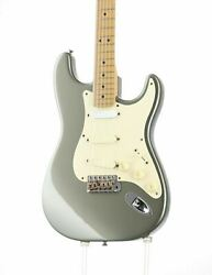 Fender Usa Artist Series Eric Clapton Stratocaster Pewter Used W/hard Case