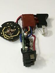 Milwaukee M18 Trigger Switch For 2606-20 2606-222607-20 14-20-2606 W/brushes