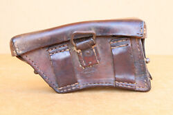 Ww1 Wwi German Cartridge Ammo Pouch Mannlicher M1888 Hannover Stamps Marked 1916