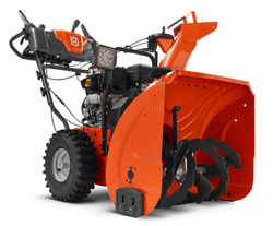Husqvarna St227 Two-stage Snow Blower 970528702 - Includes Shipping/liftgate