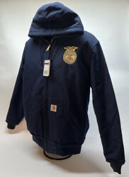 101210 Women Ffa Duck Active Jacket Size Large 12/14 New Nwt
