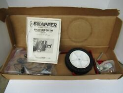 Snapper Thatcherizer 21 Oem Accessory Kit 6-0476 New In Box Fits All 21