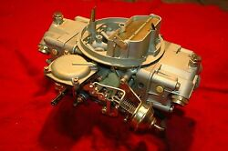 1971 4802 Holley Corvette And Chevelle 454-425hp With Auto Trans -service Dated
