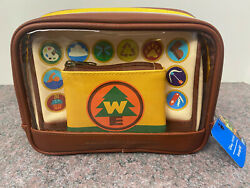 Disney Loungefly UP Wilderness Explorer Cosmetic Cases Set of Three Bags NWT $67.95