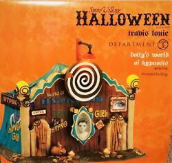 Mint Dept 56, Dolly's World Of Hypnosis 4030756 Snow Village Halloween Louie