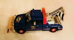 Sunoco Toy Tow Truck With Snow Plow 1996 Collector's Edition
