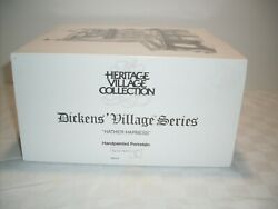Department 56 Dickens Village Hather Harness 5823-8 1994 Retired A-3115