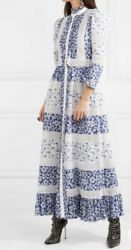 Alexander Mcqueen Printed Shirt Dress- New With Tags - Rrp7070 Aud