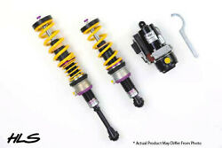 Kw Variant 3 Coilover Kit Plus Hls 4 For 2005-2006 Ford Gt Rwd - 35230446