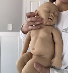Blank Sayge Silicone Baby Doll By Claire Taylor Dolls