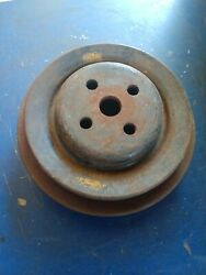 428 Cobra Jet Water Pump Pulley Mustang Shelby Torino Cyclone Fomoco . 1968-70.