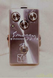 Y. O.s Guitar Studio Effector Smoggy Overdrive