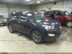 Driver Front Seat Bucket Air Bag Leather Electric Fits 13-16 Santa Fe 454269