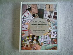 Guide To Vintage Coleman Products 1900-1983 Lanterns Collectors Guide