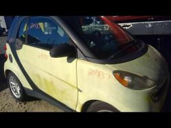 Chassis Ecm Air Bag Front With Side And Window Bags Fits 08-09 Smart 619658