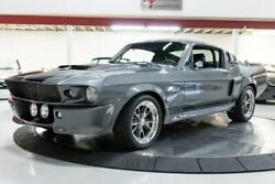 1968 Mustang Shelby Gt500e Eleanor 1968 Ford Shelby Gt500e Mustang Eleanor 1967 Restomod Pro Touring Gt350 Cr Cobra