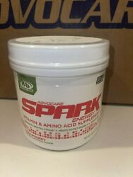 Advocare Spark Canister 42 Servings Strawberry 10.5oz New Sealed Free Shipping