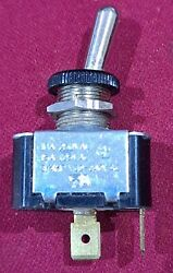 Carling Toggle 2 Terminal Switch Momentary P Ss2tmom