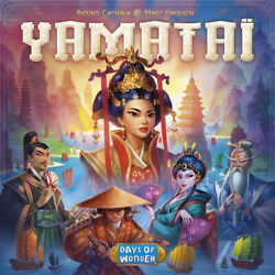 Yamatai For Queen Himiko's Smile By Days Of Wonder French Box