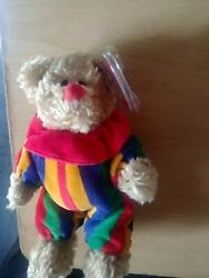 1993 Piccadilly Beanie Baby-the Attic Treasure Collection Bear With Original Tag