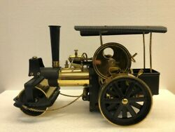 Wilesco Old Smoke Steam Roller Live Steam Toy