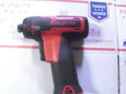 Snap-on Cts761a ,14.4 V, 1/4 Hex Cordless Screwdriver Bare Tool