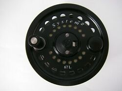 Extra Spool For Scientific Anglers System 2 67l Fly Reel 6/7l Spare Spool Only