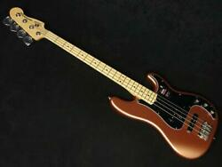 Fender American Performer Precision Bass Penny Electric Bass Guitar Made In Usa