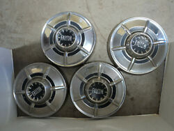 8 - 1960and039s Ford Falcon Hub Caps