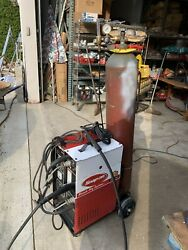 Snap On Mm140sl Muscle Mig Welder Minimum Useage Only