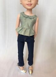 Handmade Outfit For Bfc Best Friends Club Ink Mga 18 Doll