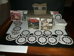 Vintage Sawyers View-master Lot Of 42