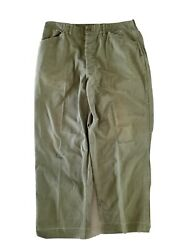 Vintage 40s N-3 Hbt Usn Military Pants Trousers Ww2 Wwii 36x29 Us Navy Rare