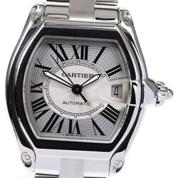 Roadster Lm W6206017 Date Silver Dial Automatic Menand039s Watch_617278
