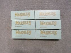 6 Empty Used Knife Boxes Marbles Benchmade Pocket Knives