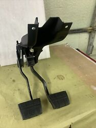 67 Chevelle Clutch And Brake Pedal Assembly Original