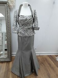 John Charles Designer Mother Of The Bride Outfits Uk 16 Brand New With Tags
